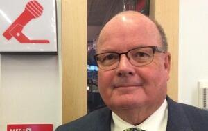 Doug Allen, TransLink interim CEO