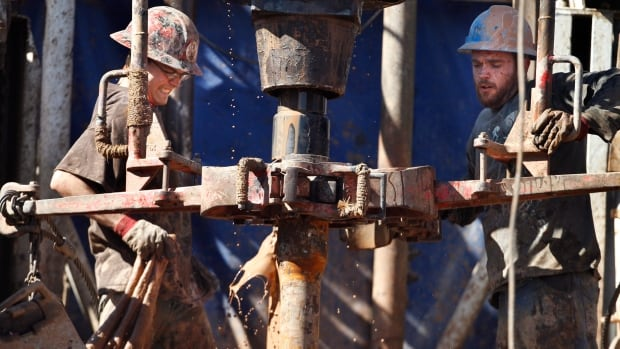 Oil workers are hoping the winter drilling season will keep them busy after a tough start to the year.