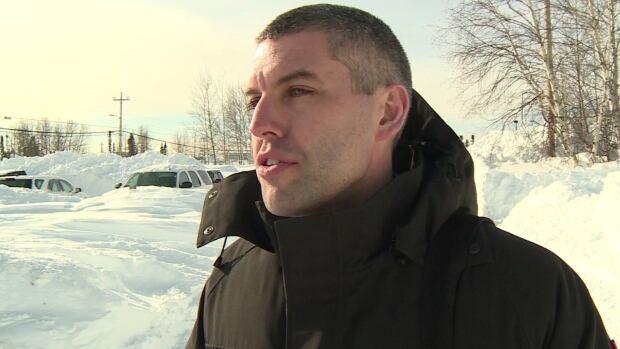 Happy Valley-Goose Bay Mayor Jamie Snook on snowclearing
