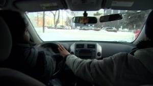 Driver's ed instruction in Winnipeg