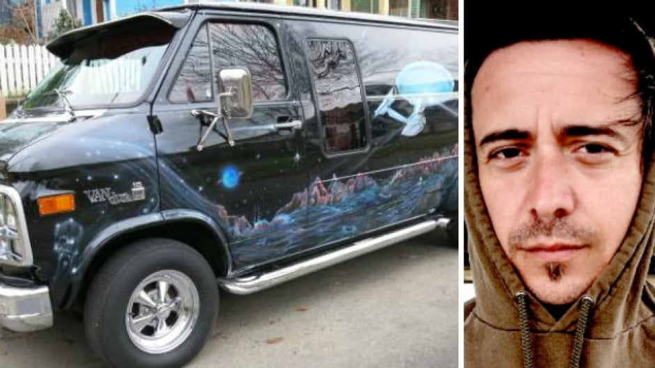 The infamous '70s 'Star Trek' boogie van has been sold to Canadian musician Danny Michel.
