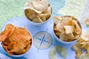 Food-Regional Potato Chips