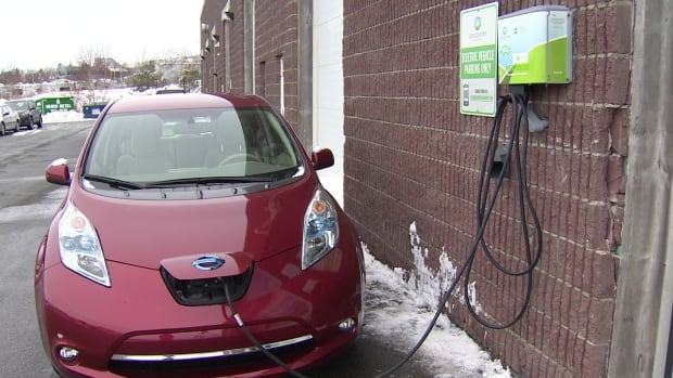 does regina need more electric car charging stations cbc news. Black Bedroom Furniture Sets. Home Design Ideas