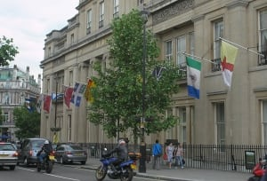 Canada House London U.K.
