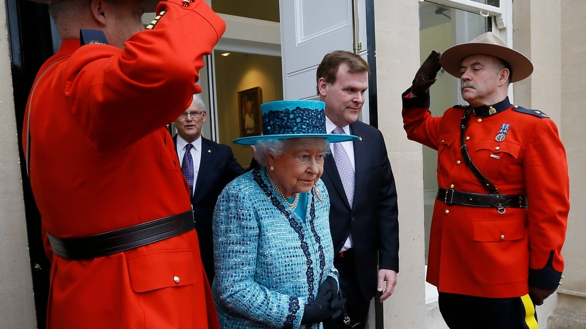 Lavish Canada House reopening in London cost taxpayers ...