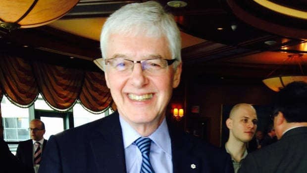 Kevin Lynch, chair of University of Waterloo