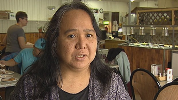 Aileen Maningas, vice-president of the Canadian Filipino Association of the Yukon, says people wanting in-person assistance from Citizenship and Immigration Canada are only given an appointment after calling a toll-free number.