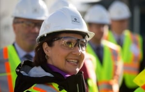 LNG Environment 20141021 Christy Clark