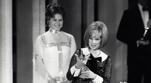 Barbra Streisand Best Actress