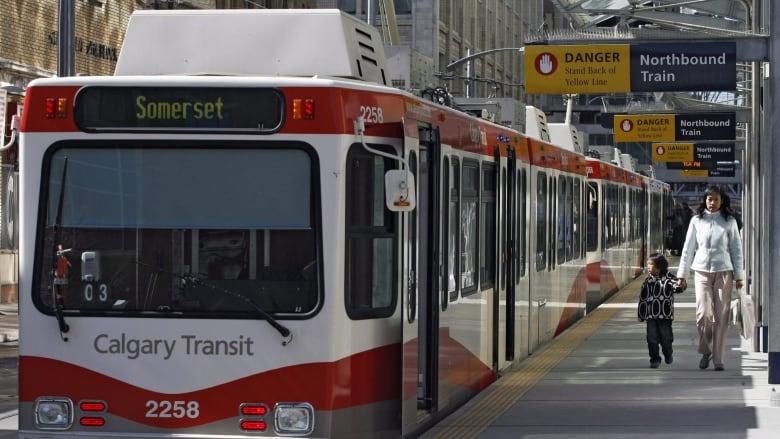 UberX promoted via Calgary Transit app, despite being