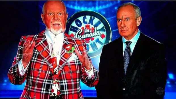 Don Cherry made it clear in the most recent episode of Coach's Corner that he is not in favour of super stars engaging in fights.