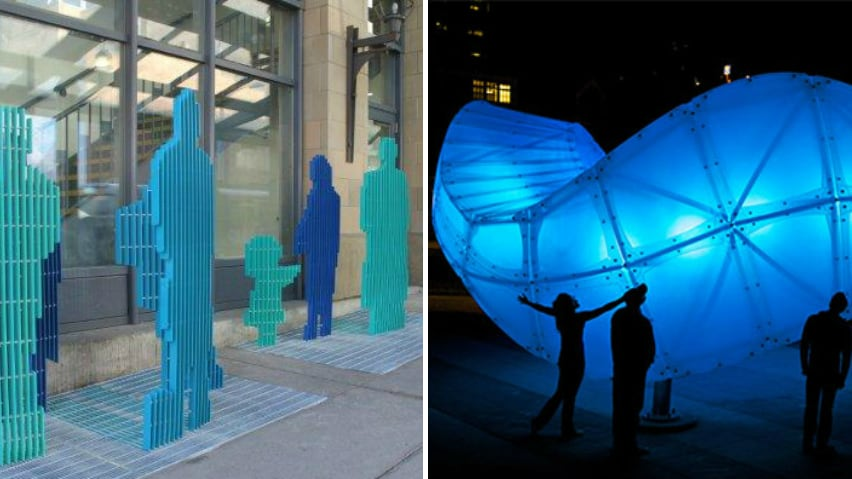 Calgary S Public Art Program To Be Moved Outside Of City Hall Cbc News
