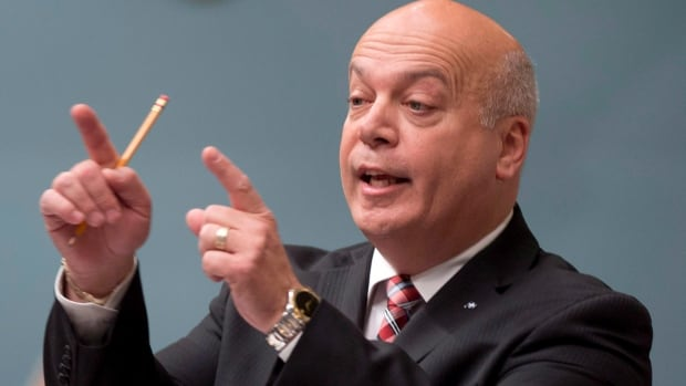 Quebec Transport Minister Robert Poëti says a similar model has been used with success in places like Barcelona, Spain.