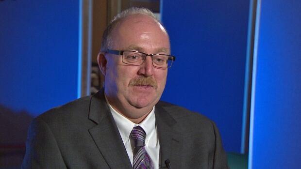 Vaughn Granter fisheries minister N.L. CBC