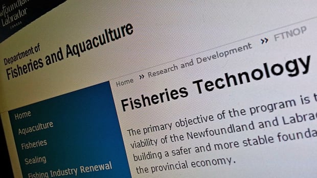 FTNOP home page N.L. government CBC