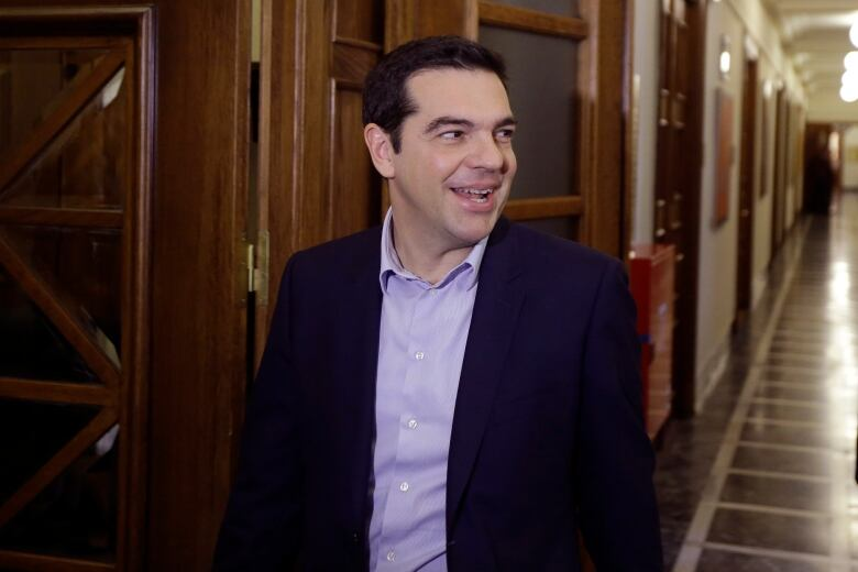 Greece won't seek 3rd bailout, PM Alexis Tsipras says