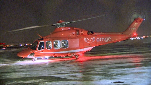 Ornge changed its policy on night landings following a fatal air ambulance crash near Moosonee almost two years ago.