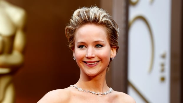 "Jennifer Lawrence was nominated for best supporting actress for her role in ""American Hustle,"" at the 86th Academy Awards in Hollywood, California March 2, 2014."