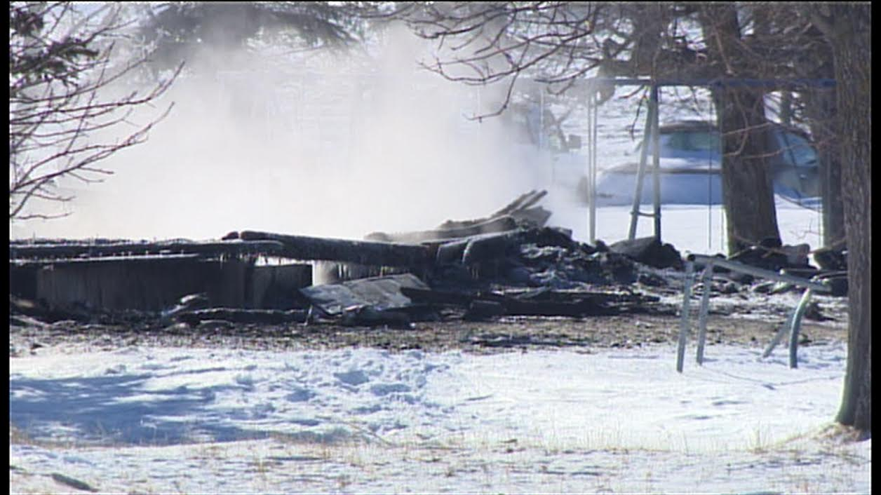 Four brothers laid to rest after fatal house fire in rural