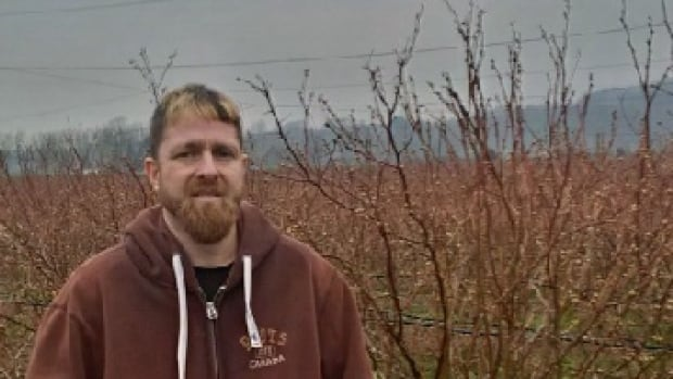 Chair of the BC Blueberry Council Jason Smithis worried the warm weather could lead to an early bloom.