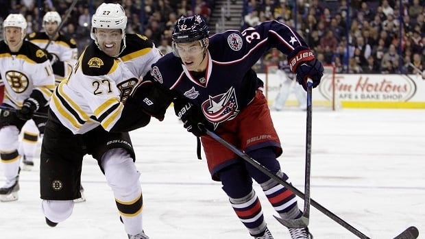 Blue Jackets trade forward Adam Cracknell to Blues - NHL on CBC ...