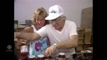 From the CBC archives:  Chip & Pepper's tie dye Winnipeg fashions, 1989