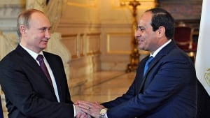 RUSSIA-EGYPT/