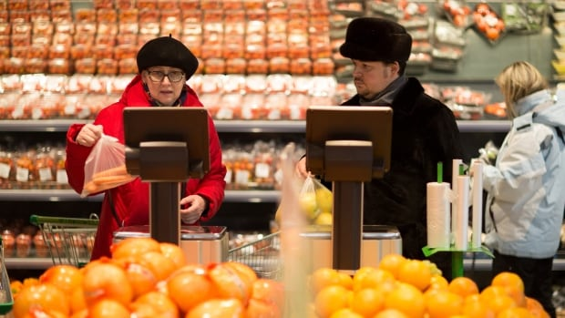 Canadians should opt for frozen fruit and vegetables instead of their fresh counterparts in order to stay on budget as grocery costs continue to rise, experts suggest.