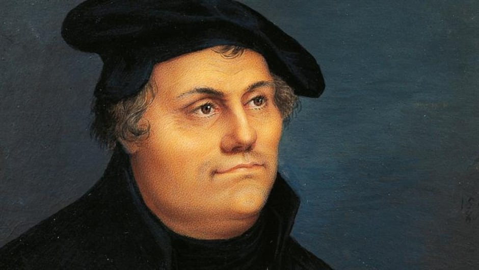 500 years ago, the monk theologian Martin Luther nailed his Ninety-Five Theses to the door of the Castle church in Wittenberg, sparking the Reformation movement.