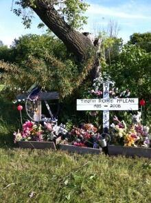 Tim McLean memorial
