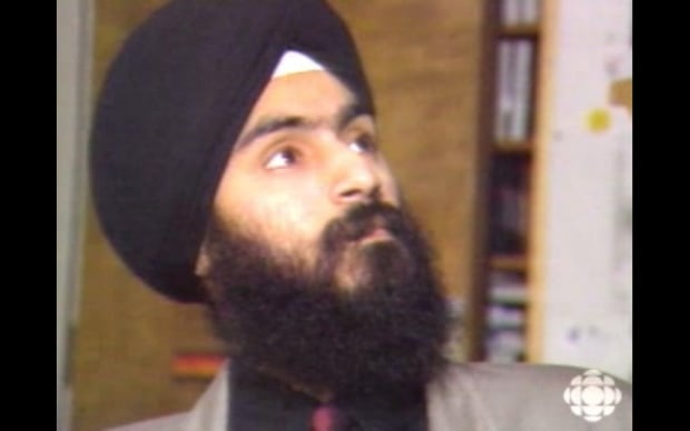 CBC Archives Baltej Singh Dhillon turban RCMP