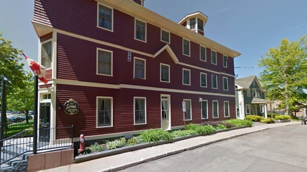 The Great George Hotel in Charlottetown, one of several included in a survey by online travel site Trivago.