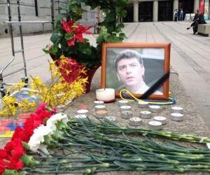 Vancouver memorial for Boris Nemstov