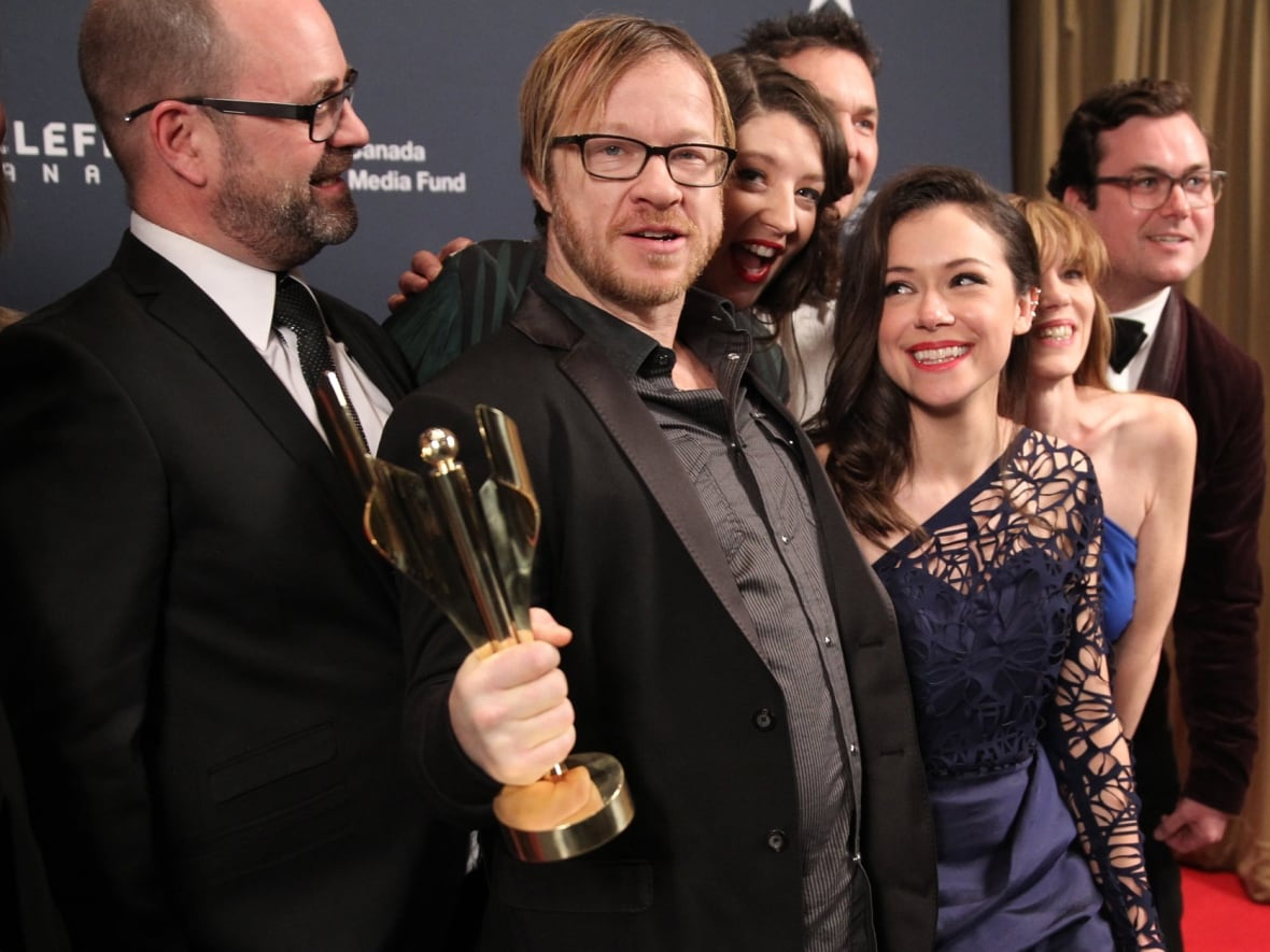 Canadian Screen Awards 2015 Mommy Big Film Winner Orphan