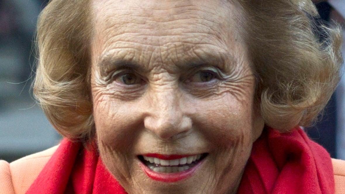Billionaire L'Oréal heiress dies in Paris at 94