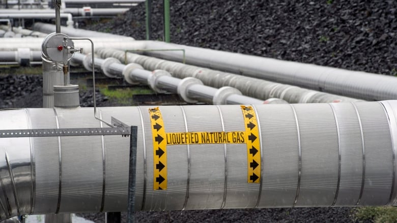 Canada's largest private sector project: US$ 32bn LNG export terminal