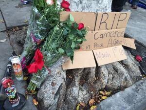 Los Angeles memorial