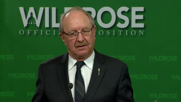 Wildrose MLA Rick Strankman was one of nine MLAs that put their name to a post linking the NDP's proposed carbon tax to the genocide of millions of Ukrainians.