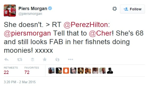 Morgan Cher tweet 3