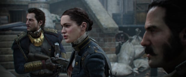 The Order: 1886 screenshot 01