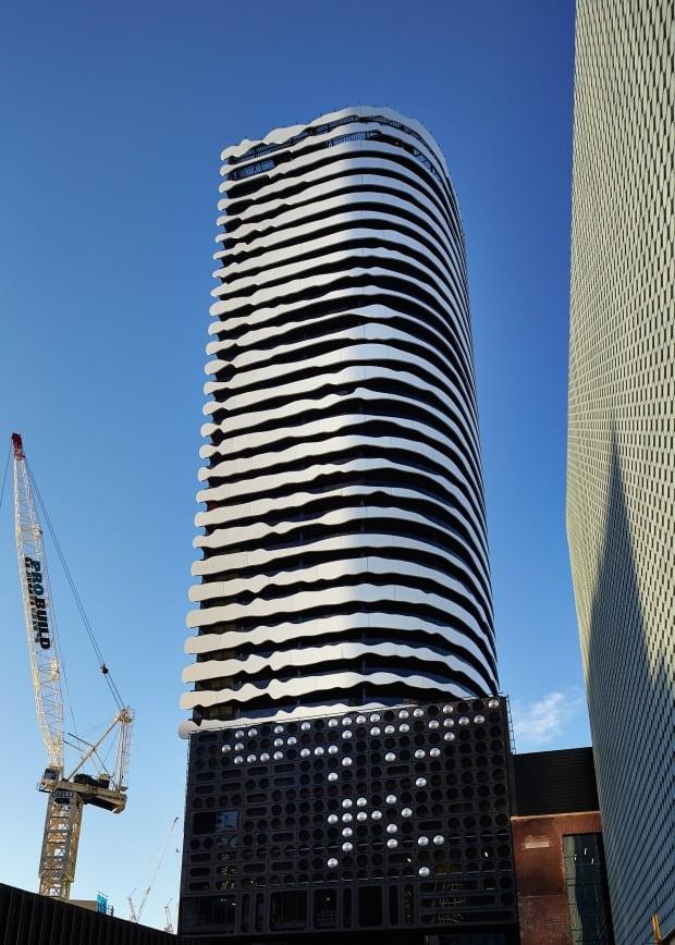 William Barak building