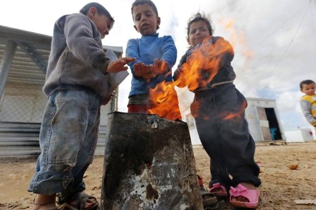 SYRIAN REFUGEES/ JORDAN