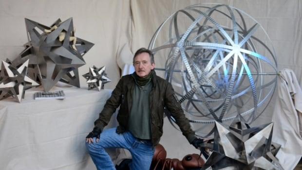 B.C. artist Andreas von Zadora-Gerlof is turning 10 of M.C. Escher's works into giant sculptures.