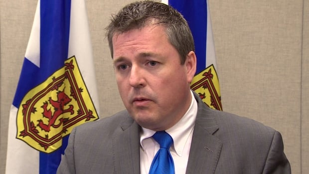 Michel Samson said continuing the program would raise power bills.