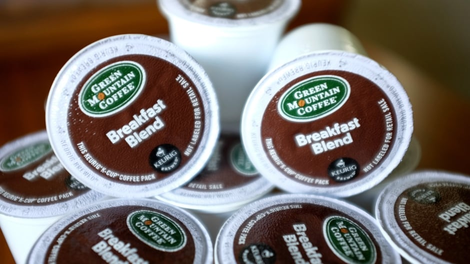 Convenient single-serve coffee pods are helping drive Canada's addiction.
