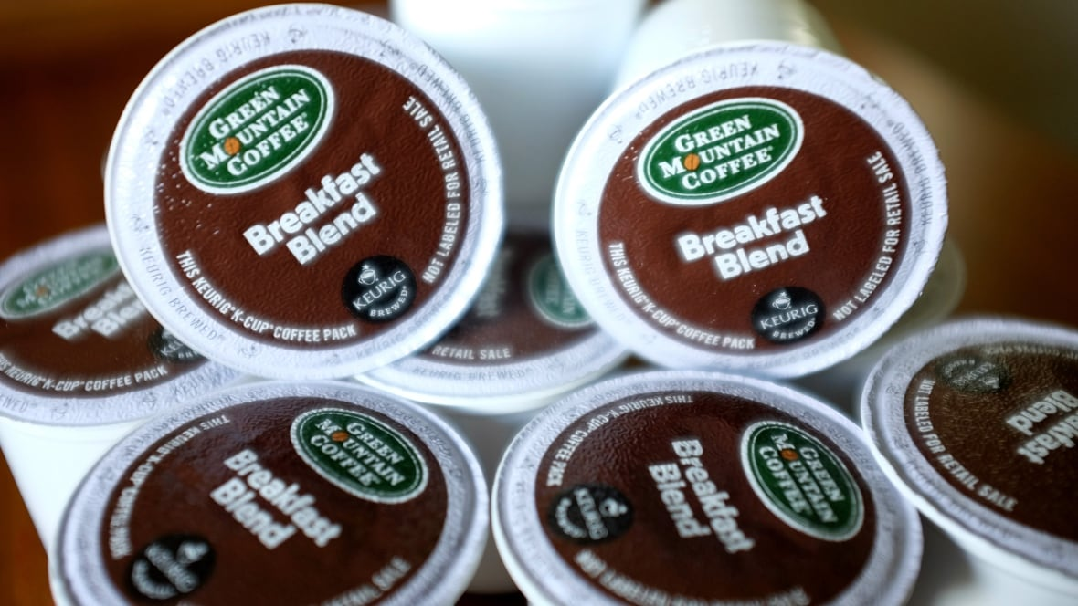keurig kcup recycling program that turns coffee pods into cement looks to expand british columbia cbc news - Keurig K Cup