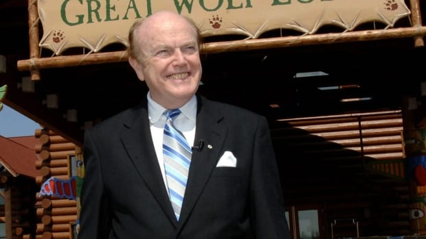 Jim Pattison, shown in 2006, will head a oversight panel if Metro Vancouver's transit referendum passes.