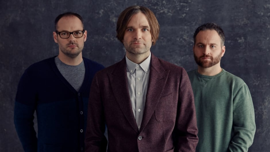 Revered indie-pop band Death Cab For Cutie drop by Studio Q to perform from their new record Kintsugi.