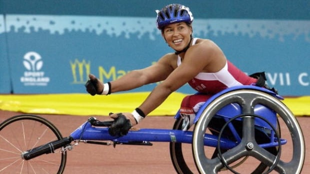 Canada's Chantal Petitclerc was recognized for her contributions to Paralympic sport with an IPC award on International Women's Day.