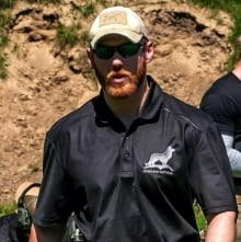 Sgt. Andrew Joseph Doiron, training